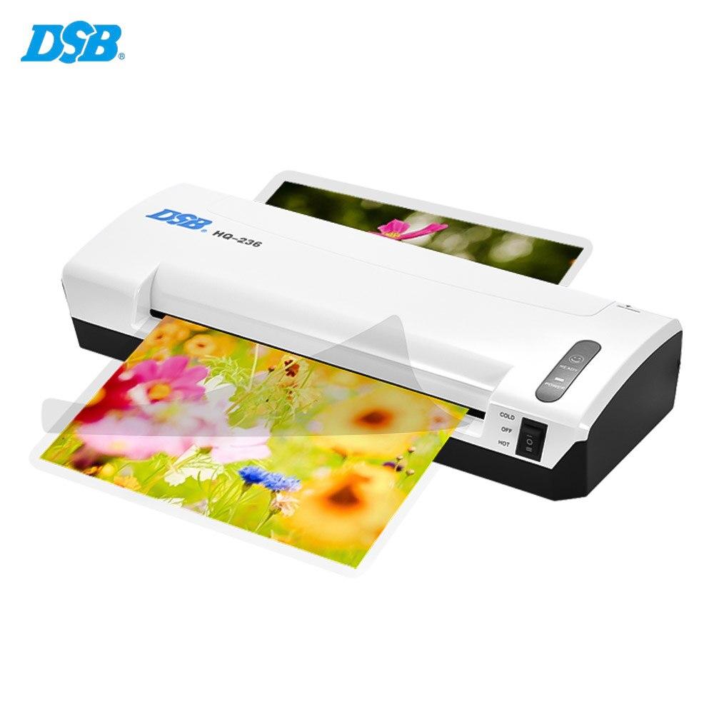 A4 фото ламинатор горячее и холодное ламинирование быстрая скорость плёнки ламинирования Plastificadora машина ламинирования W/Бесплатная триммер для бумаги Резак