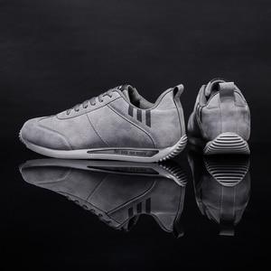 Мужские туфли, сезон весна-осень, стильные туфли Forrest gump, удобсветильник кие повседневные Высококачественные туфли для вождения, новая мода 2021