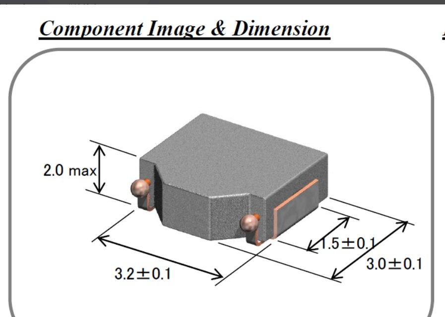 150 قطعة 4R7 0.03ohm 3*3*2 مللي متر مغو SMD