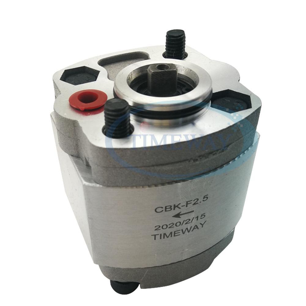 بنك الكويت المركزي الهيدروليكية النفط مضخات CBK-F2.5 CBK-F2.6 F2.7 F3.0 F3.2 رافعة شوكية والعتاد مضخة عالية الضغط: 20Mpa دوران: CW الخلفية في/الجبهة خارج
