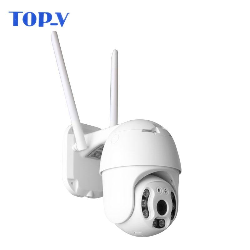 Full HD, 1080P, 4g, cámara IP inalámbrica con cable, PTZ, cámara de seguridad CCTV con domo de velocidad para exteriores