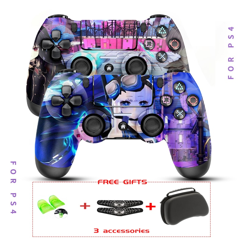 Ps4 Controller Wireless Bluetooth Gamepad Joystick Ps4 Joypad Pc Mobile Game Switch Controller For P