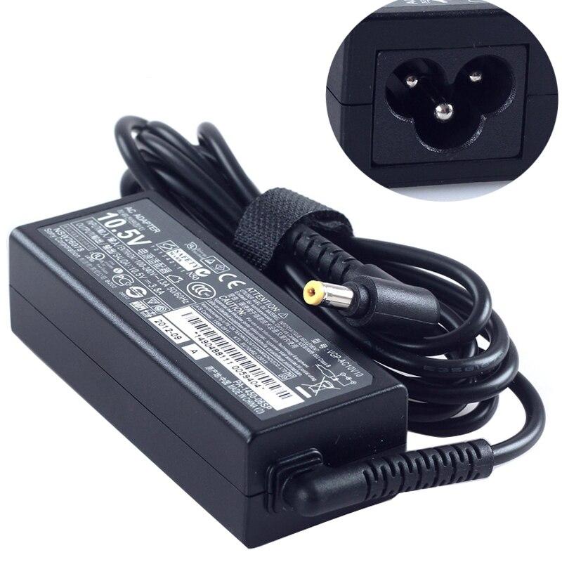 Adaptador de CA de 10,5 V, 4,8 a, 1,7 x mm para ordenador portátil Sony VGP-AC10V10, AC10V8, VAIO Duo 13