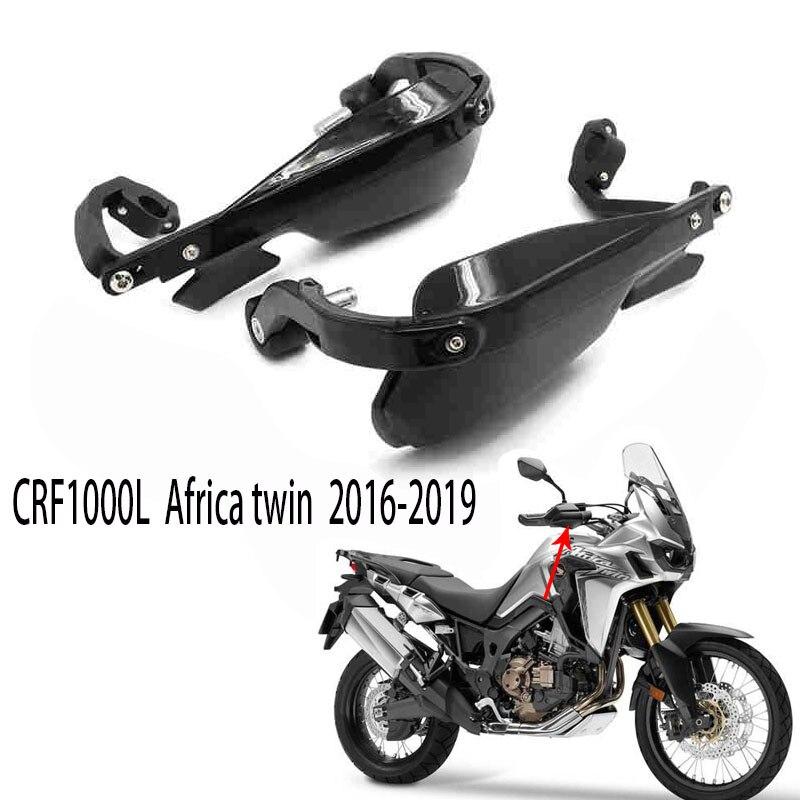 Para Honda Africa twin CRF1000L 2016-2019 Motocicleta Handguard Protetor de Mão Protetor de Vento Brisa protetor CRF CRF 1000 L 1000L