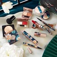 10pcsset cosmetic makeup sets kit finishing face powder eye shadow make up cosmetics full set gift box dropship