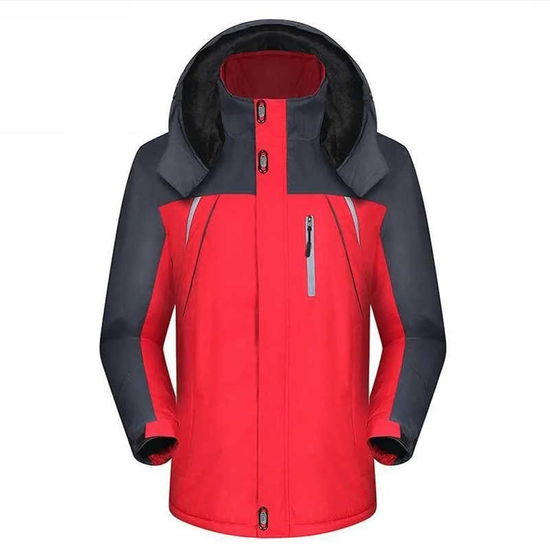 Мужская Зимняя парка, повседневные толстые ветрозащитные теплые куртки, пальто, модная одежда, Анорак, ветровка, парки для мужчин, новинка ...