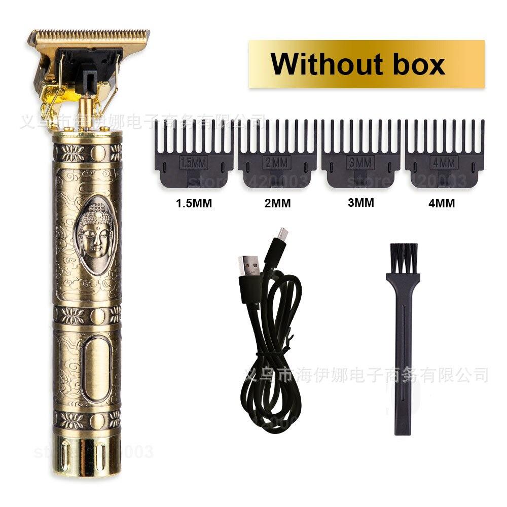 Elektrische Clipper Mäher + Nase Haar Trimmer Professionelle Barber Haar Cutter Bart Rasieren Maschine für Männer Wiederaufladbare Rasierer rasierer