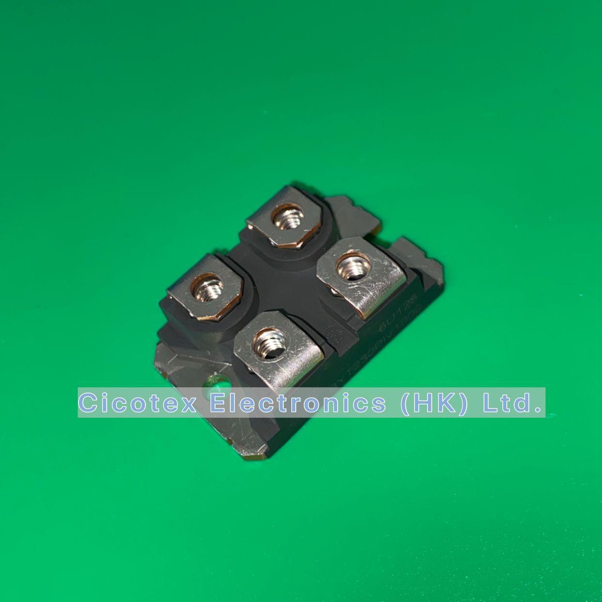 BYT230PIV1000 IGBT BYT230 PIV1000 Módulo de diodos 1KV 30A ISOTOP BYT230PIV-1000 BYT230PIVI000 BYT 230PIV1000