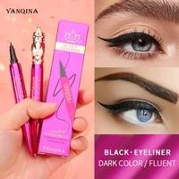 purple tube scepter liquid eyeliner waterproof long lasting eye liner easy to wear eyes makeup cosmetics tools