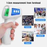 Бесконтактный инфракрасный термометр #2