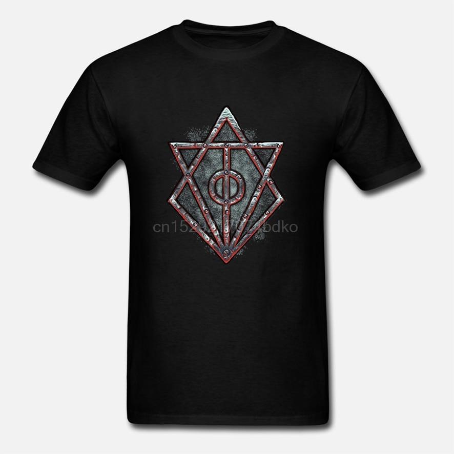 Print T Shirt Summer Style Hot Rock Metal Punk Band In Flames Through Oblivion MenT-shirt New fashion funny Tops Tee shirt