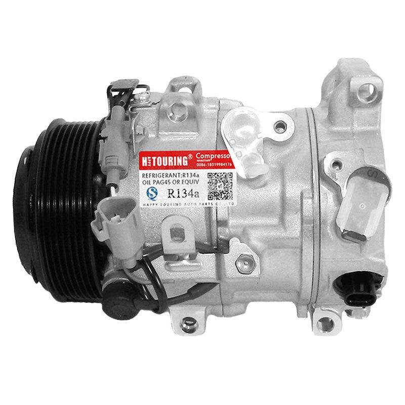 Compresor de CA para LEXUS ES350 ES240 Toyota Camry Avalon 2006-2012, 8832033220, 883203320084, 8832033200, 8832007110, 88320-33220