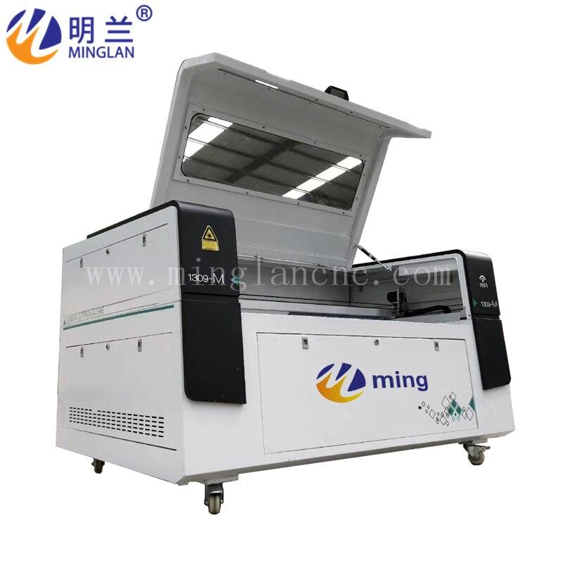 9060 máquina cortadora de grabado láser acrílico co2 y equipo