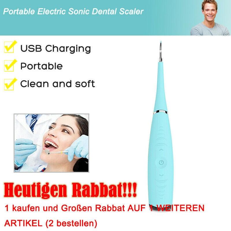 Electric Sonic Dental Calculus Dental Plaque Removal Tool Kit-dental Scraper To Remove Tartar Cleaner-dental Stain Eraser-childr