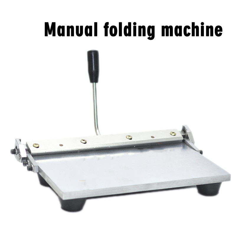 Manual bending machine  12 inches use of wallet and handbag and leather factory