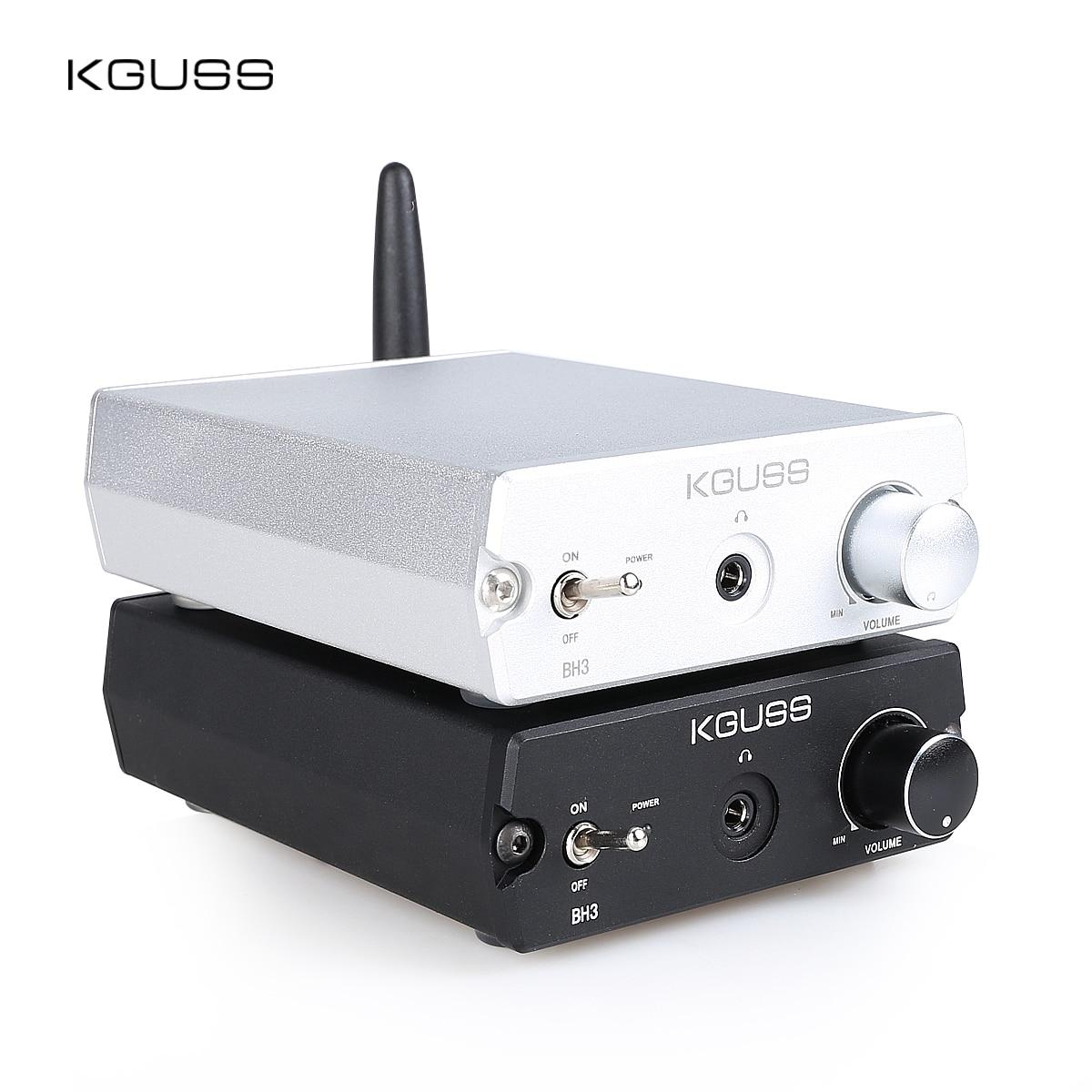 KGUSS BH3 ES9038Q2M Dac Buletooth 5.0 Audio Receiver Converter CSR8675 Support LDAC APTX-HD Bluetooth decoder