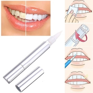 1Pc Teeth Whitening Pen Cleaning Serum Remove Plaque Stains Dental Tools Teeth Whiten Tooth Whitening Pen Oral Hygiene