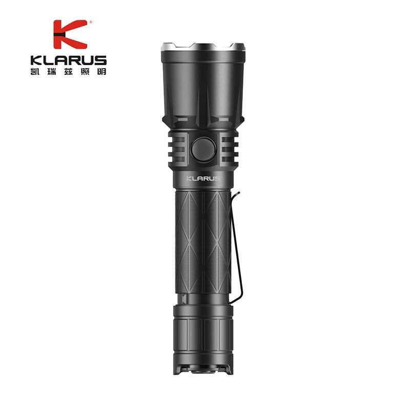 Original Klarus XT21X LED Flashlight CREE XHP70.2 Max 4000 Lumens Rechargeable Police Flashlight with 21700 Li-ion Battery enlarge