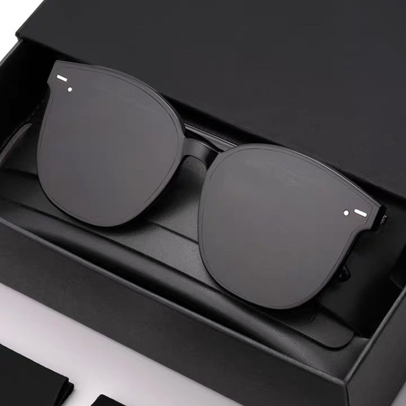 New Fashion Korea Brand Design Gentle Sunglasses East Moon Sun glasses Female Round Eyeglasses Men w