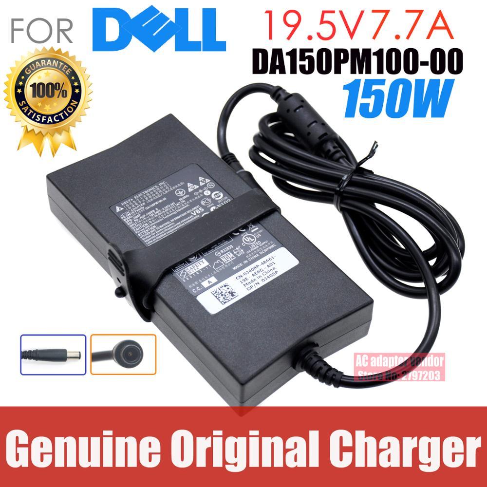 Adaptador de CA Original PA-5M10 DP/N 0J408P DA150PM100-00 para DELL ALIENWARE M11X...