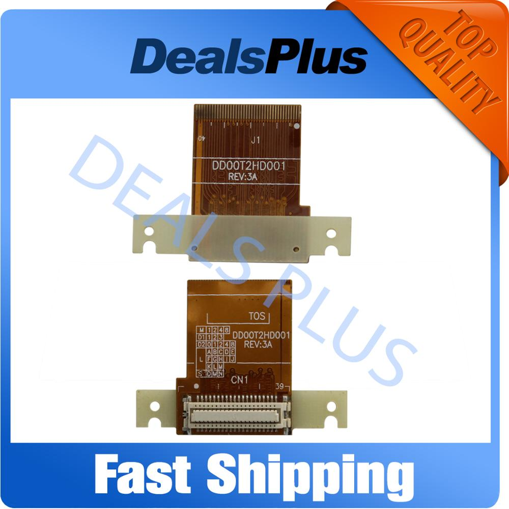 Новый разъем ZIF HDD кабель для HP NC2400/ELITEBOOK 2510p 2530p DD00T1HD116
