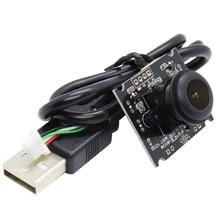 Kamera modülü ATM 3 milyon piksel geniş açı elektronik HD endüstrİyel gün gece görüş kolay yüklemek OV3660 USB sürücüsü ücretsiz