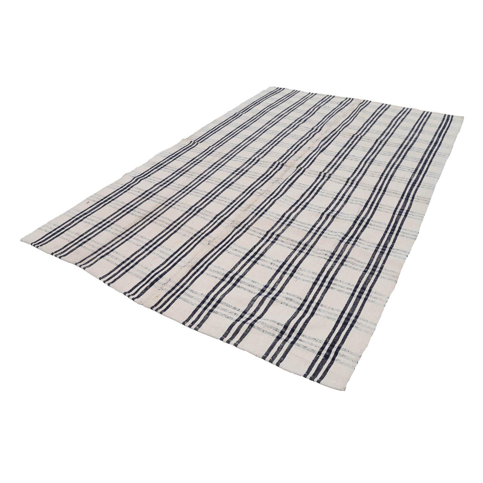 205x323 Cm alfombra Oriental Beige hecha a mano Rug-7x11 pies