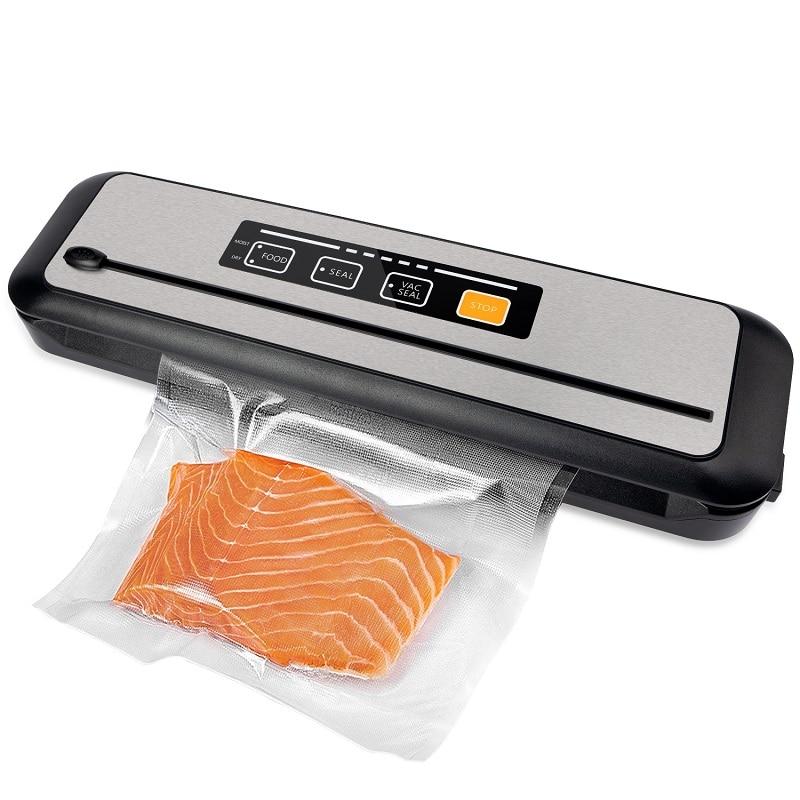 LAIMENG Vacuum Packing Machine Sous Vide Vacuum Sealer For Food Storage New Food Packer Vacuum Bags for Vacuum Packaging S273