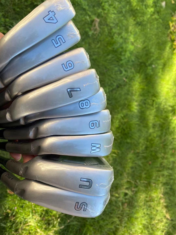 Golf Club G410 Irons G410 Golf Irons Set 4-9SUW R / S / SR elastic shaft with head cover
