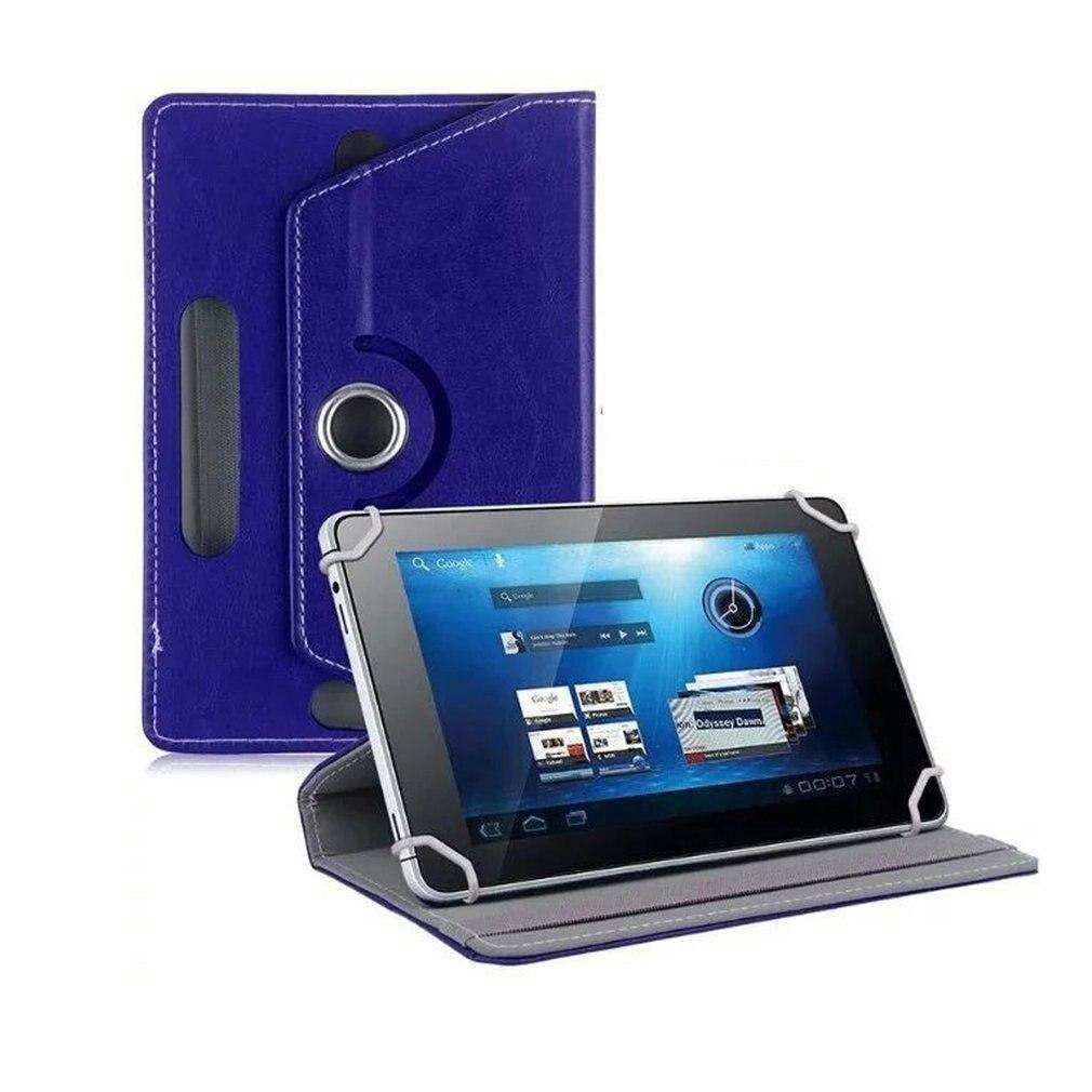 Универсальный чехол для планшета с кристаллами защитный кожаный 7 дюймов 8 9 10 пу