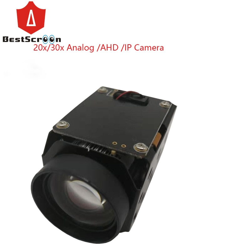 4Mp 33x زووم بصري مستشعر سوني كامل HD شبكة IP كاميرا زووم وحدة قبة رصاصة IPC كاميرا وحدة