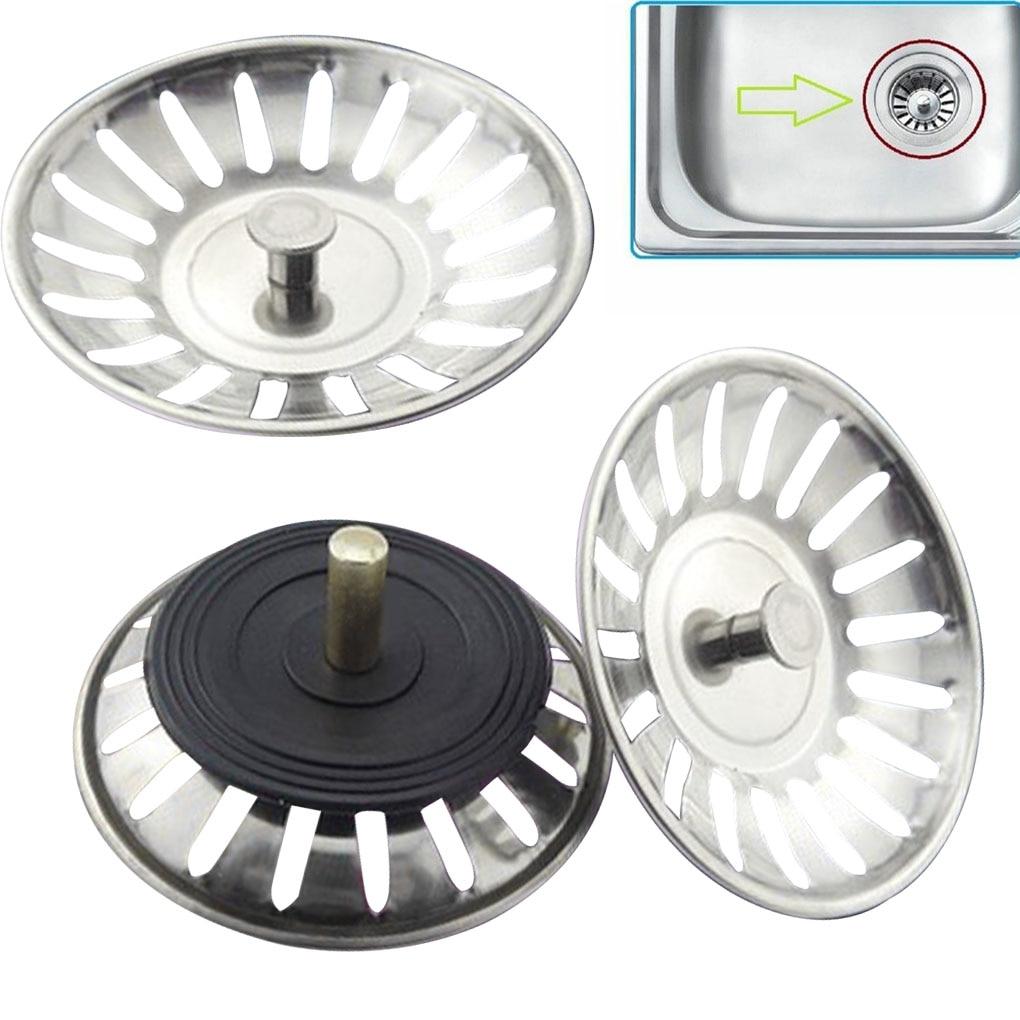 Сливной фильтр для кухонной раковины, крышка для ванной, ванной, раковины, ванны, душевой Фильтр отходов