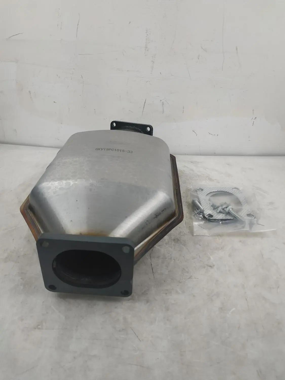 AP03 — Filtre à particules Diesel, DPF M57N, pour BMW 525d, E60/E61, 530d, E60/E61,730d, E65/E66, X5, 3.0D, 18307792041, neuf