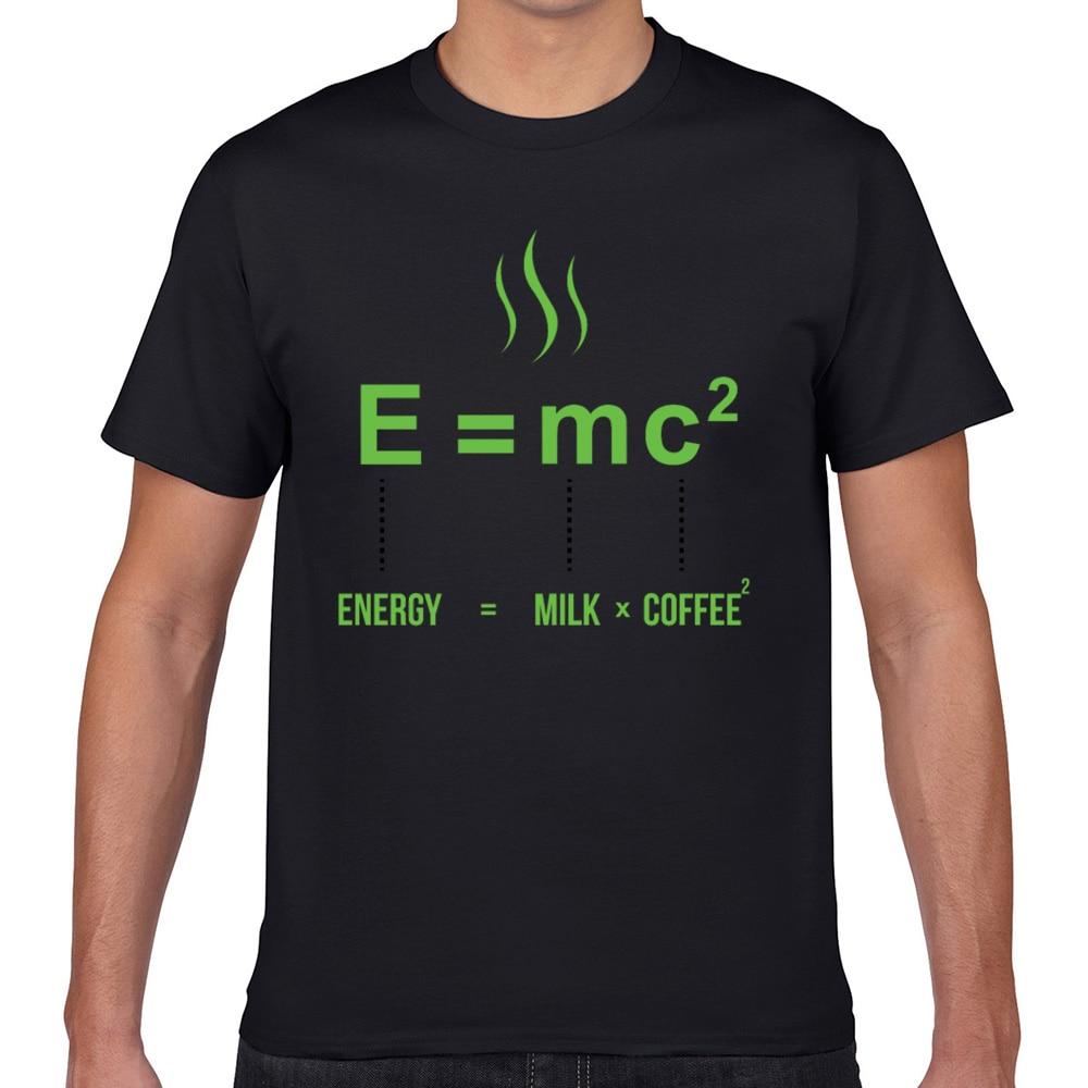 Tops camiseta hombres life equation básica negro Geek corto hombre Camiseta XXXL
