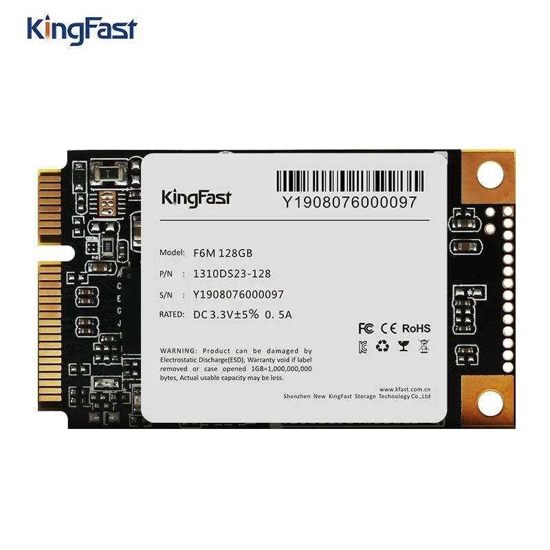 KingFast mSATA SSD 128GB 256GB 512GB 1 تيرا بايت 3x5 سنتيمتر Mini SATA 3 الداخلية الحالة الصلبة القرص الصلب قرص صلب لأجهزة الكمبيوتر المحمول والكمبيوتر المحمول
