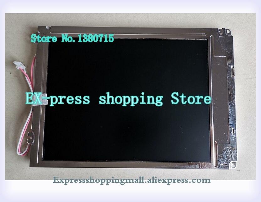 90% جديد LCD الشاشة ل 8.4 بوصة LQ084V1DG21 LQ084V1DG42 1 سنة الضمان