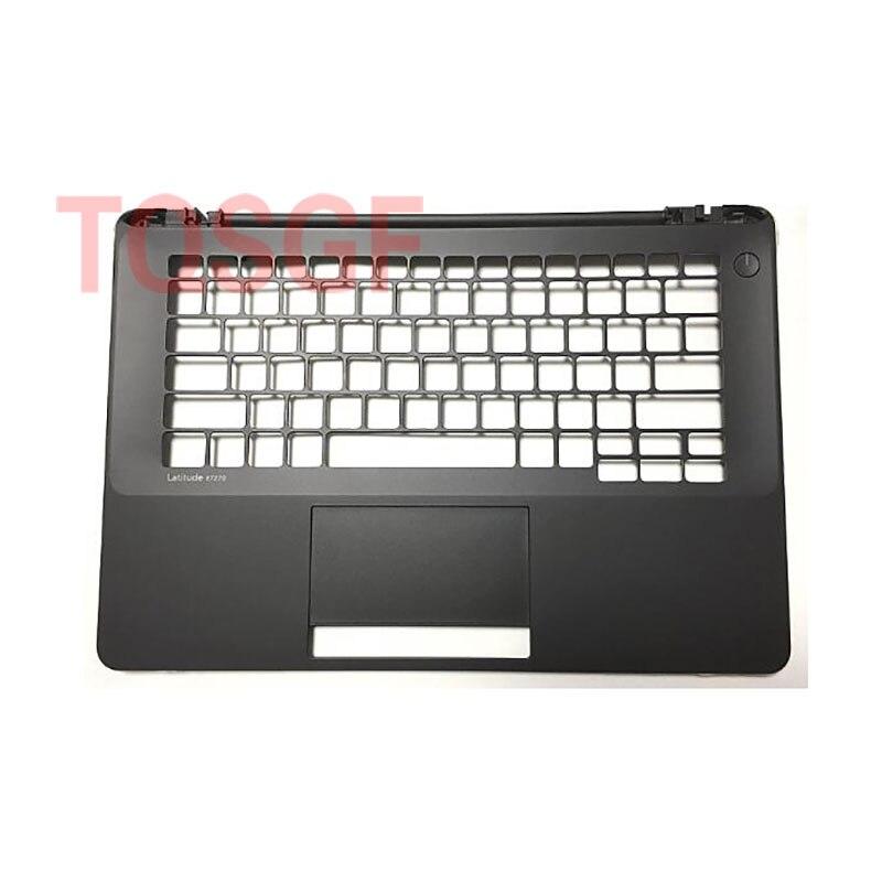 غطاء علوي لجهاز Dell Latitude E7270 P1J5D ، أسود