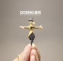 Mini Small Mexican Plastic Scene Decoration Accessories Figurine Model Action Figures Toys for Children Kids Doll Home Decor