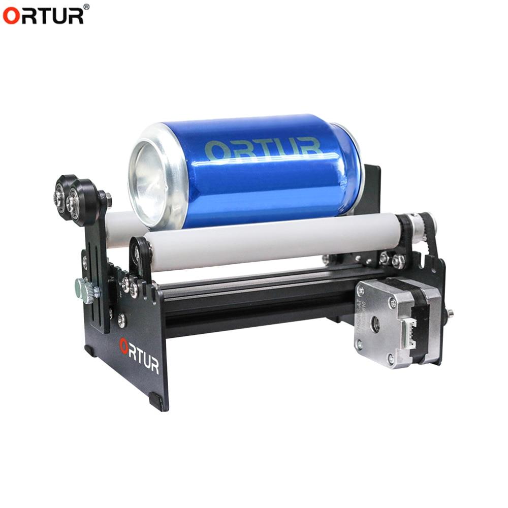 2021 New Ortur-YRR Automatic Rotary Roller for Laser Engraving Machine Ortur Laser Master/ Laser Master 2 Laser Engraver Cutter