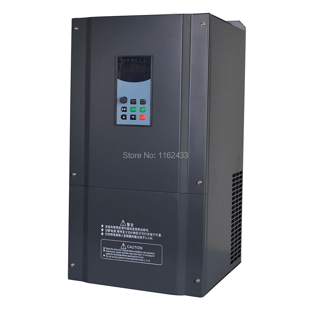 SV8-4T0550G 55KW 380V tres fase AC Sensor de inversor de 400Hz de frecuencia variable VFD conducir
