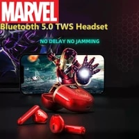 new arrival hot sale genuine authorized tws bluetooth 5 0 headset android earphone waterproof earbuds for iphone os smart phone