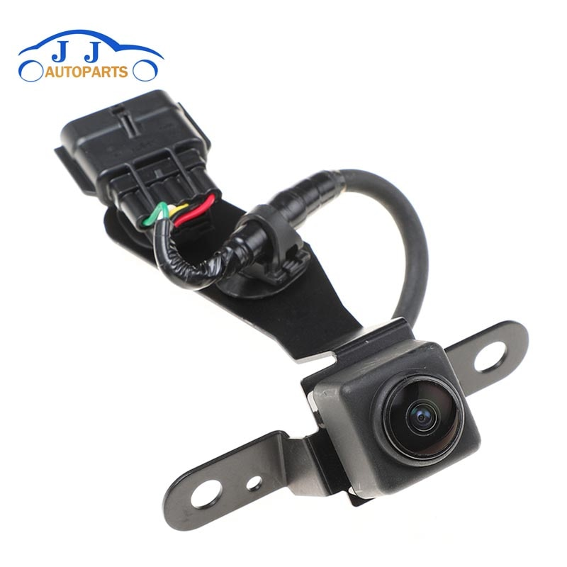 284F1-3ZD0A 284F13ZD0A 5 Wires NEW Car Front View Parking Camera fit For Nissan ARMADA 2017 2018 2019 PATROL 5.6L 2013 2014 2015