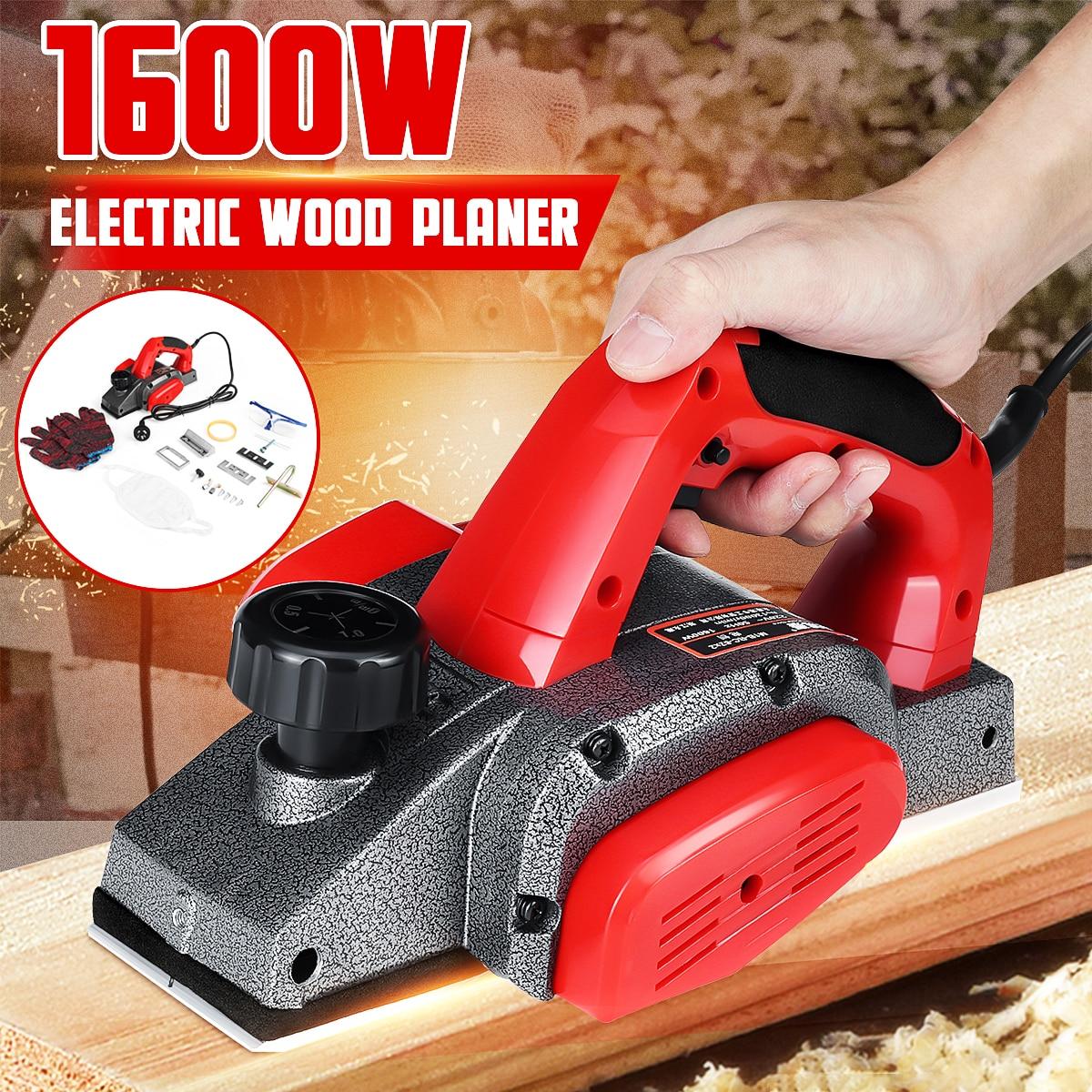 1800 واط/1600 واط/1200 واط الكهربائية المسوي قوية متعددة الوظائف الخشب المسوي يده الأسلاك النحاسية النجار النجارة لتقوم بها بنفسك الخشب