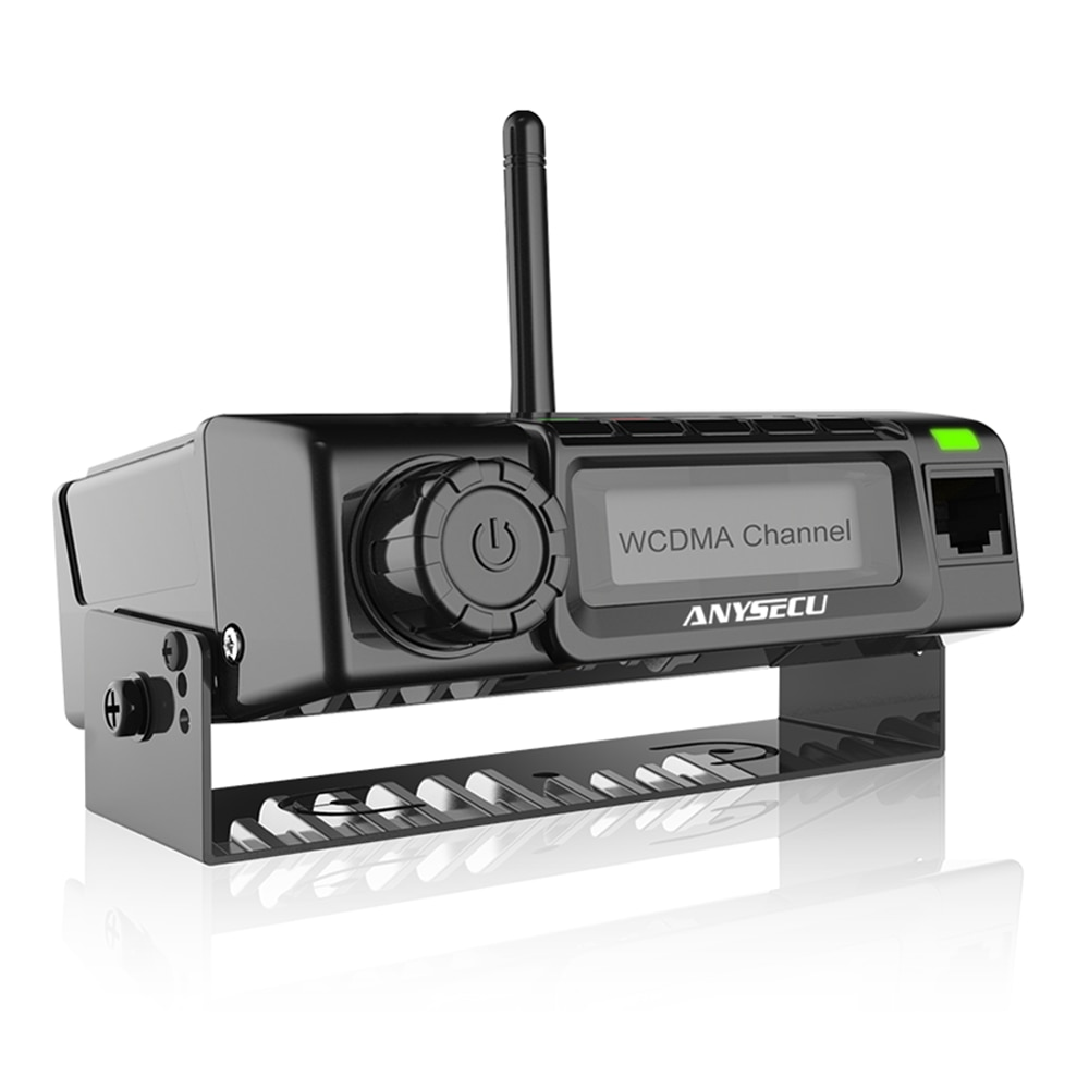 ANYSECU-راديو محمول 3G-W1 WCDMA 3G ، مسافة 5000 كجم مع حسابات RealPtt