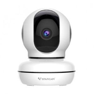Vstarcam C46S  2MP 1080P Human Detection Smoke Alarm Wireless Intercom PTZ IP Camera Cry Detection Baby Monitor