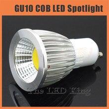 LED lampe GU10 Led-strahler Dimmbare COB LED Birne 9W 12W 15W Warm Weiß/weiß 110 v/220 V GU 10 Lampen Freies verschiffen 1PCS ZK50