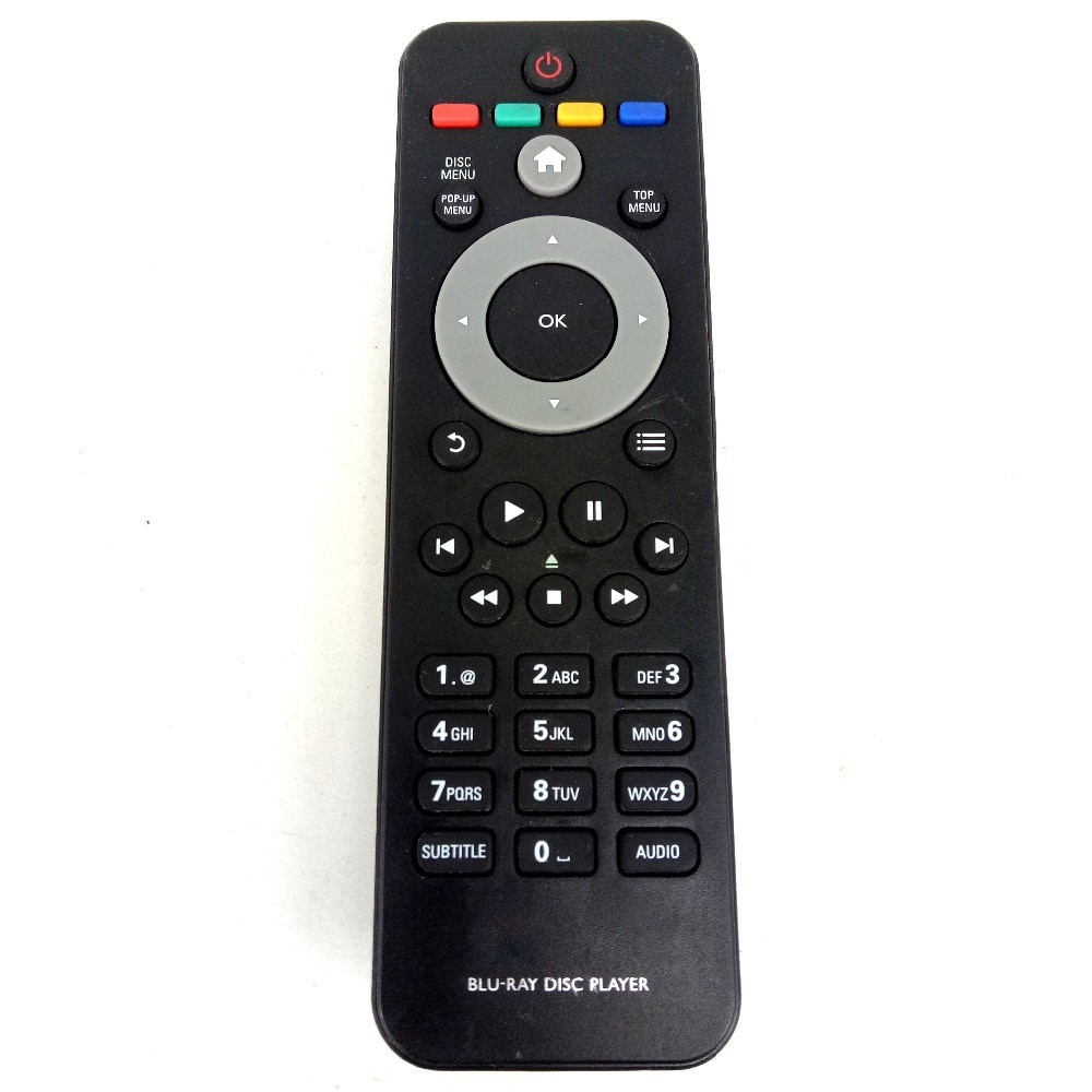 Новая замена для PHILIPS Blu-Ray Remote Control RC-2802 BDP6000/12 для Blu-Ray Player Fernbedienung