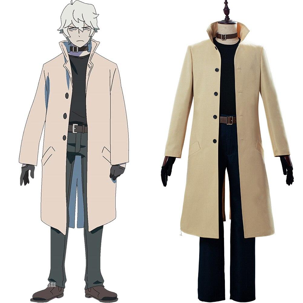 Nova marca animal cosplay bna traje ogami shirou terno completo uniforme traje de halloween