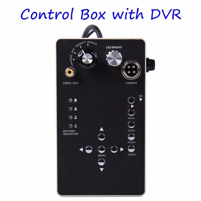 Sparepart DVR صندوق التحكم في تسجيل الفيديو لكاميرا فحص مواسير صرف 7D1 (صندوق التحكم DVR فقط)