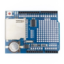 Data Module Logging Shield SD Card Data Recorder Shield V1.0 UNO SD Card Hot